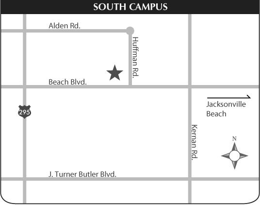Campus/Center Information - Florida State College at Jacksonville ...