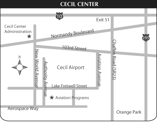 Cecil Center Map and Directions